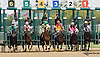 Hobson B winning at Delaware Park on 8/30/14 , Champion Sound #5,