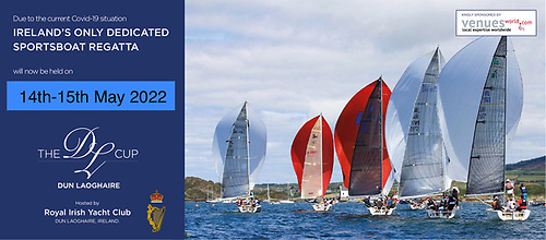 The RIYC's Sportsboat Cup will be held in 2022