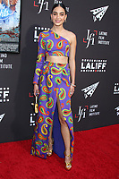 LOS ANGELES - JUN 4:  Melissa Barrera at the In The Heights Screening -  LALIFF at the TCL Chinese Theater on June 4, 2021 in Los Angeles, CA