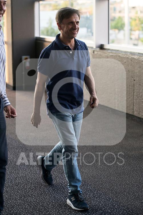 Comedian José Mota attends to the premiere of Terminator Genesis at Kinepolis Cinema in Madrid, Spain. July 08, 2015.<br />  (ALTERPHOTOS/BorjaB.Hojas)