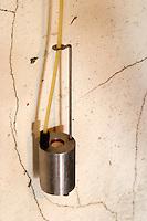 micro-oxygenation device chateau le boscq st estephe medoc bordeaux france