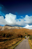 Beinn Eighe from Coulin Forest, Ross & Cromarty, Northwest Highlands