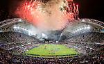 HSBC Hong Kong Rugby Sevens 2017 on 09 April 2017 in Hong Kong Stadium, Hong Kong, China. Photo by Weixiang Lim / Power Sport Images