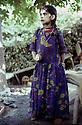 Iran 1983        .A little girl in the district of Sardasht.Iran 1983.Dans la region de Sardasht, petite fille dans un village.