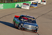 NASCAR Camping World Truck Series<br /> M&M's 200 presented by Casey's General Store<br /> Iowa Speedway, Newton, IA USA<br /> Friday 23 June 2017<br /> Ben Rhodes, Safelite Auto Glass Toyota Tundra<br /> World Copyright: Russell LaBounty<br /> LAT Images