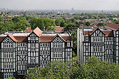 Camden Council housing: Holly Lodge Estate mansion blocks, Highgate.