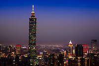 Taiwan and Taipei's blend of history and modernity, in Southern Asia.