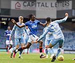25.07.2020 Rangers v Coventry City: Joe Aribo runs amok and scores