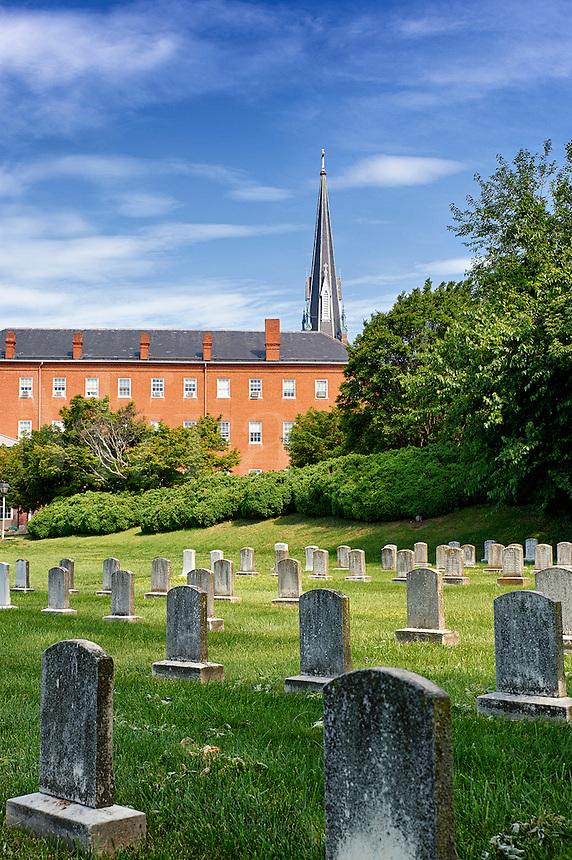 St Mary's Catholic Church, Annapolis, Maryland, USA