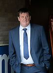 St Johnstone v Hearts 17.05.17     SPFL    McDiarmid Park<br />Saints boss Tommy Wright<br />Picture by Graeme Hart.<br />Copyright Perthshire Picture Agency<br />Tel: 01738 623350  Mobile: 07990 594431