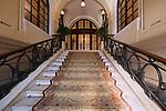 The Restored Shanghai Club's Main Entrance. (Now The Waldorf Astoria Hotel.)