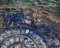 Tubbs Fire, Sonoma County, California, northern California wildfires, 2017