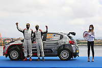 6th June 2021; Olbia, Sardinia, Italy; WRC Rally of Sardegna, final day; Stages SS17-SS20;  Yohan Rossel-Citroen C3 WRC2
