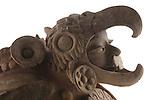 Maya Rise and Fall; Museo Nacional de Arquelogia y Ethnologia; Ministerio de Cultura y Deportes; Guatemala; Guatemala City; Incensario; Pacific Coast; Teotihuacan Style; Ancient Cultures; Maya; Mayan