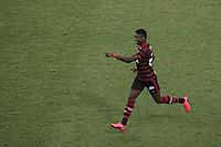 Rio de Janeiro (RJ), 12/02/2020 - Fluminense-Flamengo - Bruno Henrique comemora gol. Partida entre Fluminense e Flamengo, valida pela semifinais da Taca Guanabara, realizada no Estadio Jornalista Mario Filho (Maracana), na zona norte do Rio de Janeiro, nesta quarta-feira (12). (Foto: Andre Fabiano/Codigo 19/Codigo 19)