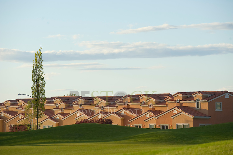 Condos on a Golf Course