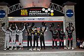 #60 Meyer Shank Racing w/Curb-Agajanian Acura DPi, DPi: Dane Cameron, Olivier Pla, Juan Pablo Montoya <br /> Victory Lane