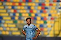 Marco Parolo of SS Lazio during the friendly football match between Frosinone calcio and SS Lazio at Benito Stirpe stadium in Frosinone (Italy), September 12th, 2020. SS Lazio won 1-0 over Frosinone. Photo Andrea Staccioli / Insidefoto