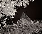 Thumb Butte, Atascosa Mountains, Arizona (Infrared)