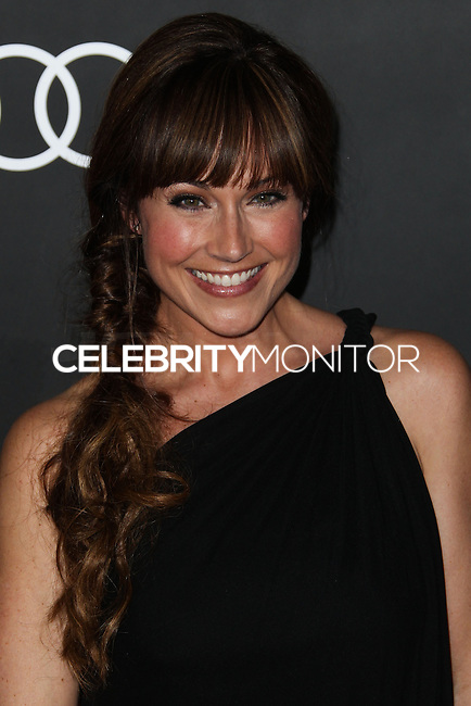 LOS ANGELES, CA - JANUARY 09: Nikki DeLoach at the Audi Golden Globe Awards 2014 Cocktail Party held at Cecconi's Restaurant on January 9, 2014 in Los Angeles, California. (Photo by Xavier Collin/Celebrity Monitor)