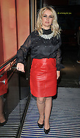 """Kierston Wareing attends the """"My Hero"""" Raindance Film Festival UK film premiere, Vue Piccadilly cinema, Lower Regent Street, London, England, UK, on Friday 25 September 2015. <br /> CAP/CAN<br /> ©Can Nguyen/Capital Pictures"""