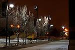 Streetlights at Night