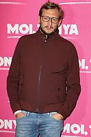 """AMAURY LEVEAUX - AVANT-PREMIERE DU FILM """"MOI, TONYA"""" A L'UGC NORMANDIE A PARIS, FRANCE, LE 15/01/2018."""