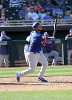 Keibert Ruiz - Los Angeles Dodgers 2019 spring training (Bill Mitchell)
