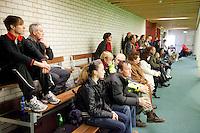 15-3-09, Rotterdam, Nationale Overdekte Jeugdkampioenschappen 12 en 18 jaar, Pbliek