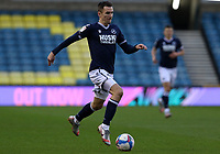 Jed Wallace of Millwall during Millwall vs Nottingham Forest, Sky Bet EFL Championship Football at The Den on 19th December 2020