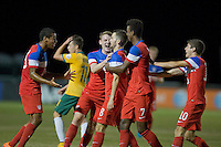 2014 Nike Friendlies USMNT U-17 vs Australia, November 30, 2014