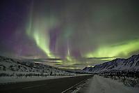 Alaska Range, Interior, Alaska.