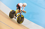 MILTON, ON, AUGUST 10, 2015. Cycling at the Velodrome. Canadian Mike Sametz (C-3M)<br /> Photo: Dan Galbraith/Canadian Paralympic Committee