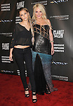 Ava Sambora and Nikki Lund at The WTB Spring 2011 Fashion Show Presented by Richie Sambora & Nikki Lund held at Sunset Gower Studios in Hollywood, California on October 17,2010                                                                               © 2010 Hollywood Press Agency