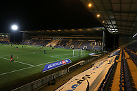 General view of the ground during Colchester United vs Exeter City, Sky Bet EFL League 2 Football at the JobServe Community Stadium on 23rd February 2021