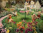 Philadelphia Flower Show 1986 , Christine's Garden by Gale Nurseries