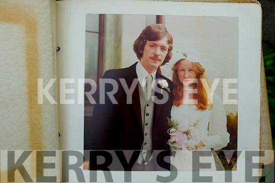 Mary and Paudi O'Brien from O'Rahillys Villas, Tralee celebrating 43 years of wedded bliss
