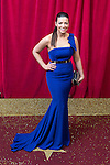 © Licensed to London News Pictures . 16/05/2015 .  The Palace Hotel , Manchester , UK . Sophie Austin . The red carpet at the 2015 British Soap Awards , The Palace Hotel , Oxford Road , Manchester . Photo credit : Joel Goodman/LNP