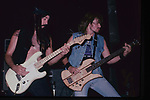 Bruce Franklin, Rick Wartell , Eric Wagner , Ron Holzner , Trouble