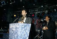 FILE PHOTO -Michel Lemieux au gala de l'adisq, le 26 octobre 1986<br /> <br /> <br /> <br /> <br /> <br /> <br /> <br /> <br /> <br /> <br /> <br /> <br /> <br /> <br /> PHOTO :   Agence quebec Presse