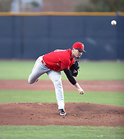 Kyle Tyler - Los Angeles Angels 2019 spring training (Bill Mitchell)