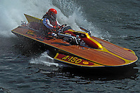 "Bill Fisk, A-150 ""Came To Play"" (150 class Lauterbach hydroplane)"