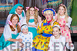 The Old Woman who lived in her Shoe cast members all ready for the Rathmore Marian players Panto which will opens in Rathmore on Saturday 1st February Margaret O'Sullivan, Eva twomey, Muireann Healy. Back row: Matt O'Riordan, Ava Healy, Conor Linehan, Jayme Linehan