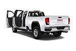 Car images of 2020 GMC Sierra-3500HD - 4 Door Pick-up Doors
