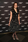 Francesca Carpanini attends the 'All My Sons' cast photo call at the American Airlines Theatre  on March 8, 2019 in New York City.