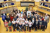 26.02.2016: Schülersportlerehrung der Stadt Rüsselsheim