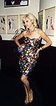 AMANDA LEAR<br /> FESTA ENRICO COVERI AL TOULA'<br /> MILANO 1989