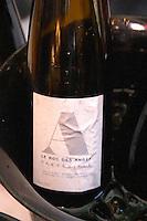 Le roc des Anges passerille, Vin de Table. Domaine Le Roc des Anges, Montner, Roussillon, France