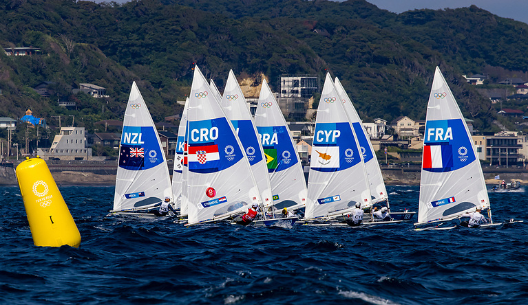 Despite some full time campaigns, Ireland did not qualify for the men's Olympic class Laser races at Tokyo 2020