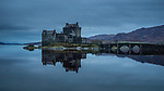 Eileen Donan Castle, Scotland.